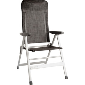 Brunner Skye Four-Legged Chair dark grey